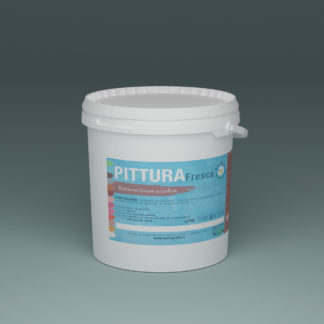 "Pittura Naturale a Calce Spring Color ""fresca"""